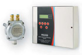 MM2000 ISGOTT A/C Inlet Gas Detection System