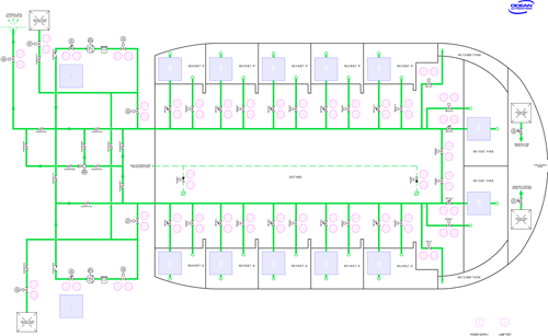 Design And Supply Of Mimic Panels And Control Panels