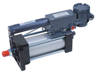 ECPL - Electro-Pneumatic Cylinder Positioner