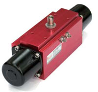 Spring Return Valve Actuator