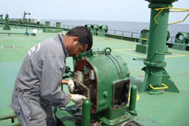 Servicing of Tank Level Gauge